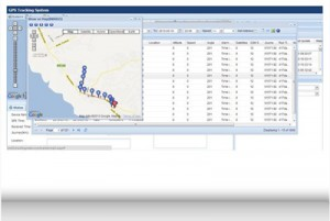 MS02 GPS tracking platform