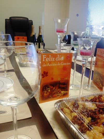Meitrack Group Thanksgiving 2014