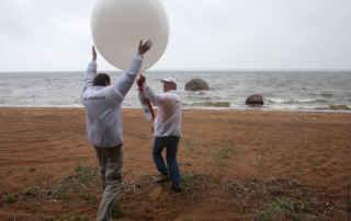 Weather Balloon GPS Tracker