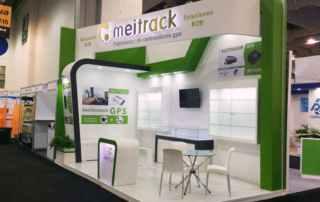 Expo Seguridad 2016 Booth