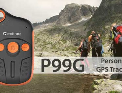 Meitrack Releases a New 3G Personal Tracker