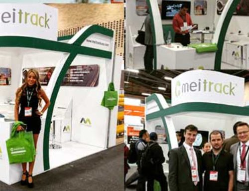 Meitrack GPS Trackers Showcase In Expo Logistica Colombia