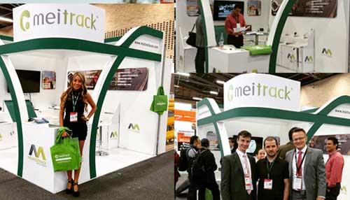 Expo Logística Colombia Meitrack GPS