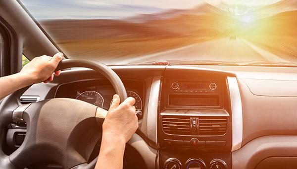 La fatiga del conductor GPS