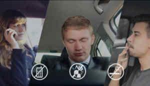 sistema de la fatiga del conductor