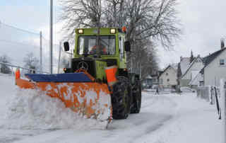 gps tracking snow plows